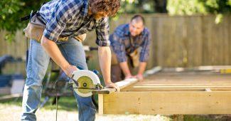 lokale tømrer